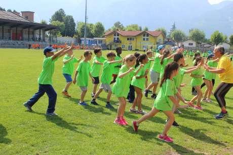 Giornata Nazionale dello Sport -  4 Giugno 2017 Levico Terme (TN)
