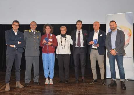 Onorificenze Sportive 2018, 18 novembre 2019 - Trento